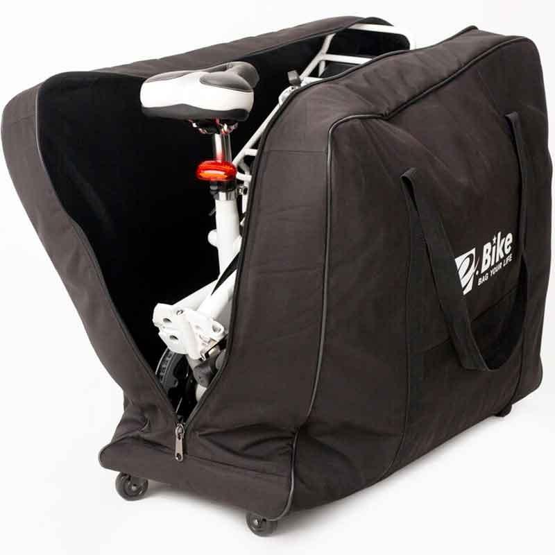 Torba na składany rower elektryczny e-BIKE