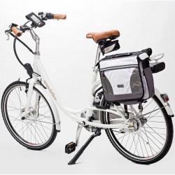 Torba na laptopa e-BIKE - rower elektryczny