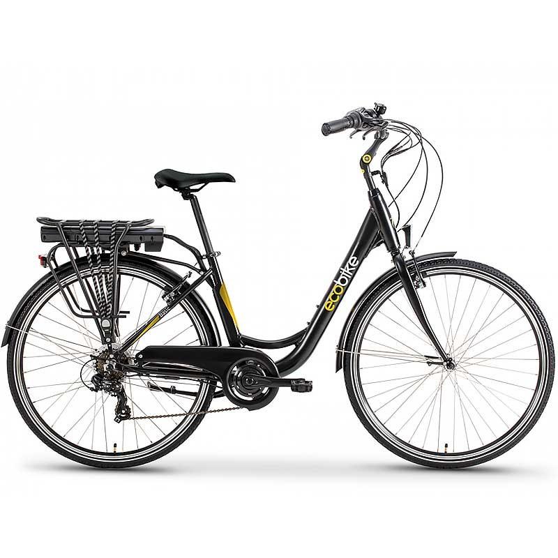 Ecobike Basic 28 - miejski rower elektryczny