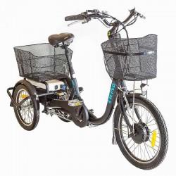 Ewing - rower elektryczny trójkołowiec GEOBIKE