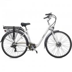 Touring - miejski  rower elektryczny