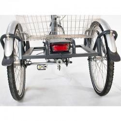 Swing - rower elektryczny trójkołowiec Geobike