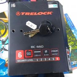 Trelock - najlepsza ochrona roweru przed kradzieżą - Rowery elektryczne Toruń