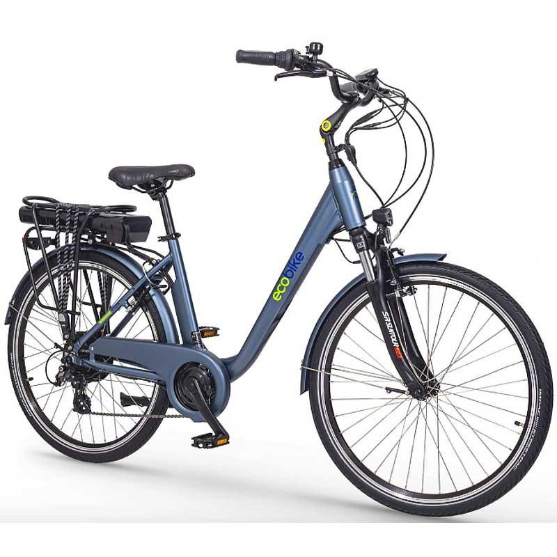 Trafik Blue 26 - Rower elektryczny - Ecobike - Toruń