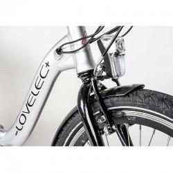 Lugo - składany rower elektryczny - Lovelec - Torun