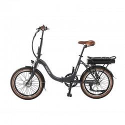 Carat 2.0 - składany rower elektryczny - Geobike - Torun